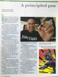 Oakville Arts Council Interview