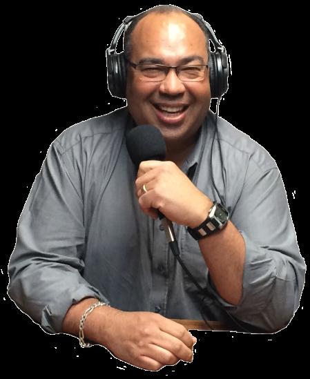 Host Bruce Outridge