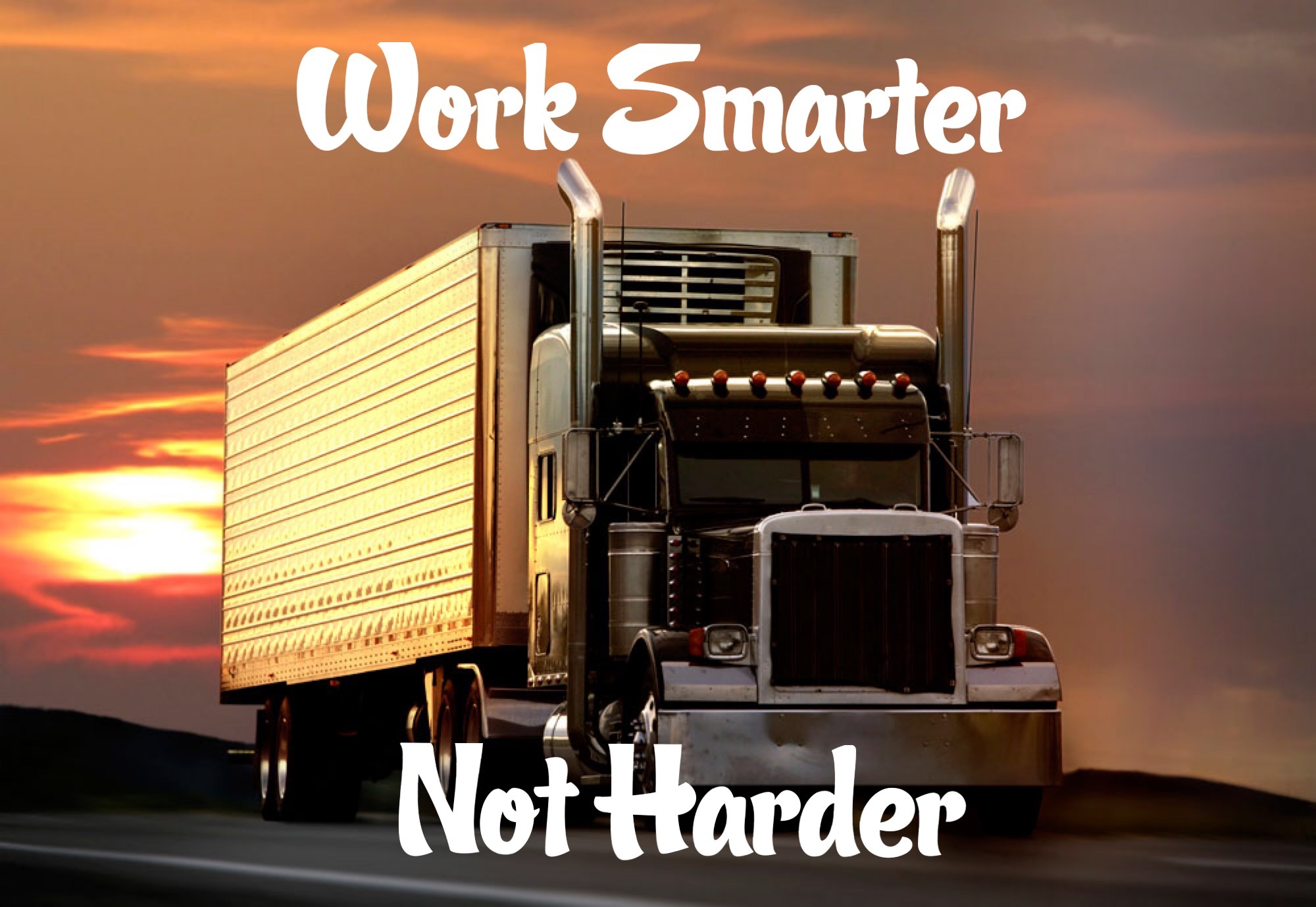 work smarter image