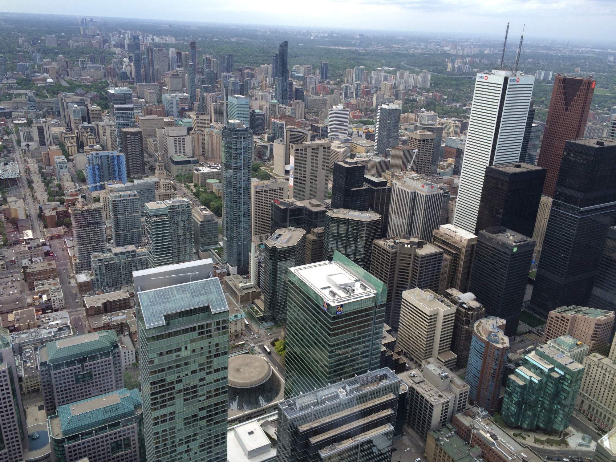 City of Toronto Skyview