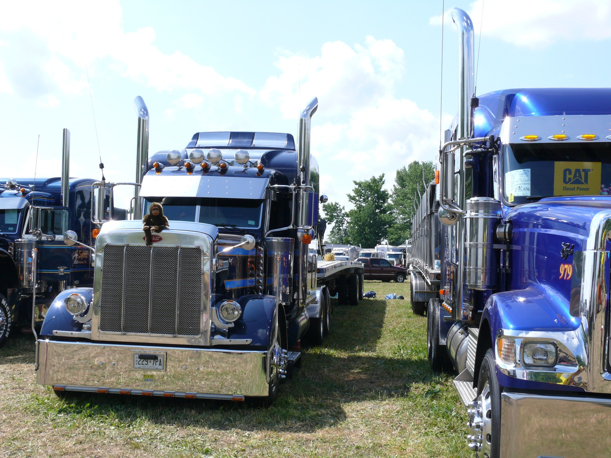 Truck Show Picture