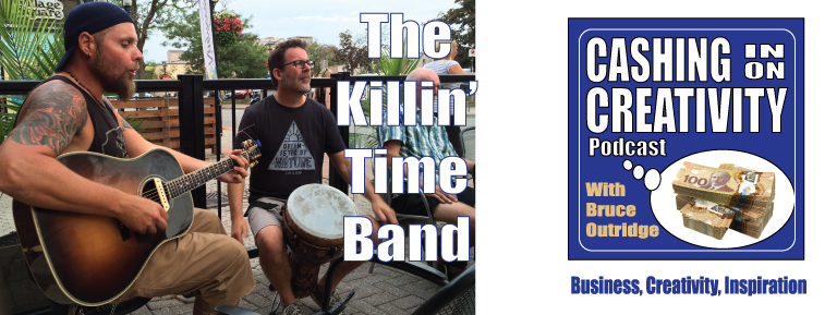 Killin'Time band image