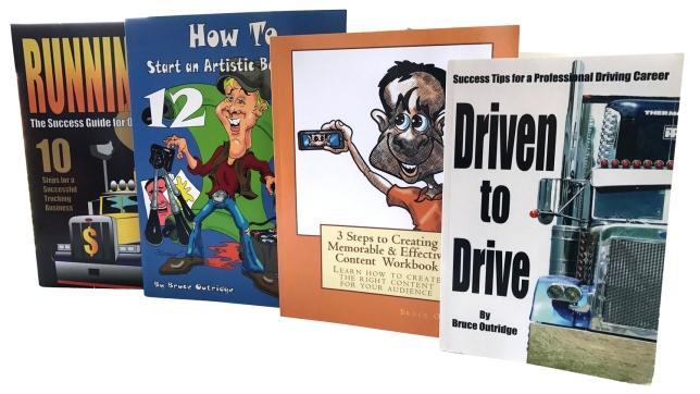Bruce's Books