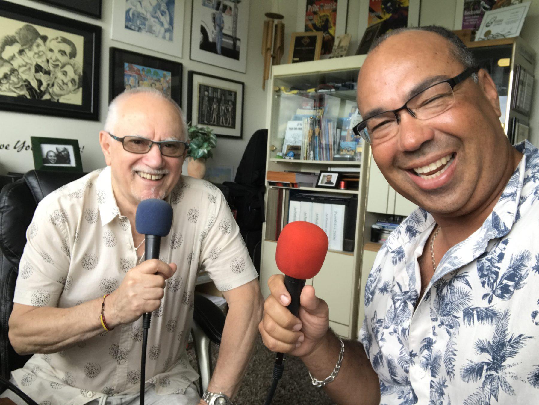 Bruce and Stan-Trucker Radio
