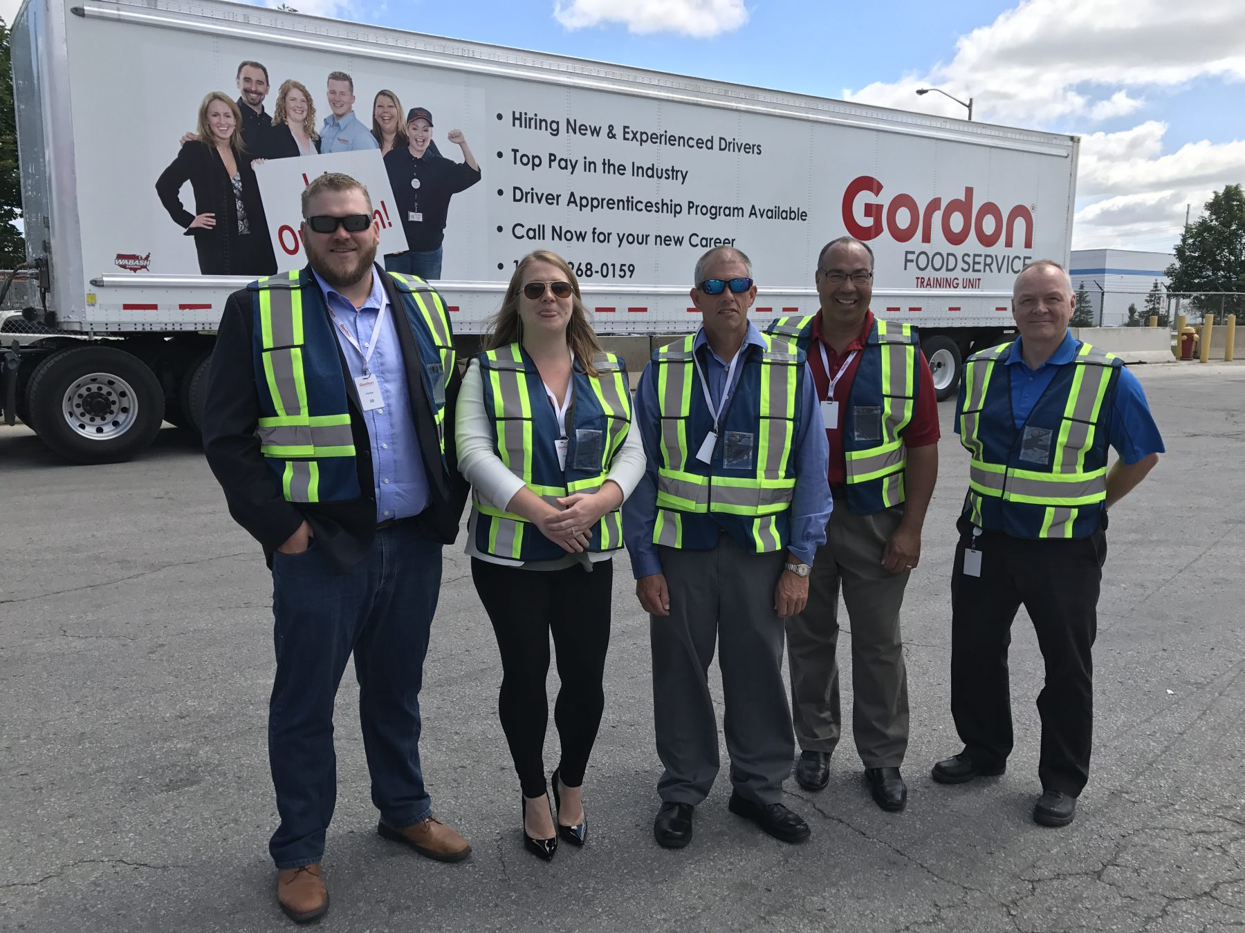 Gordon FOODS PMTC