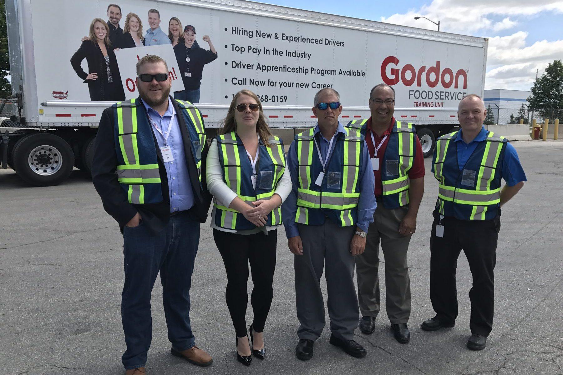 Gordon FOODS PMTC