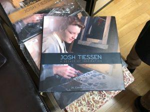 Josh Tiessen Book