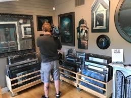 James Films paintings
