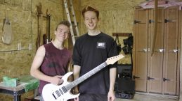 Jon and Carson-OVT Guitars