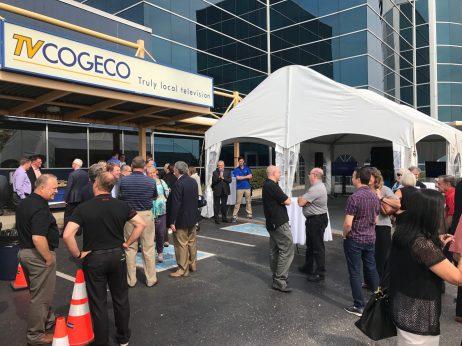 Cogeco opening 2