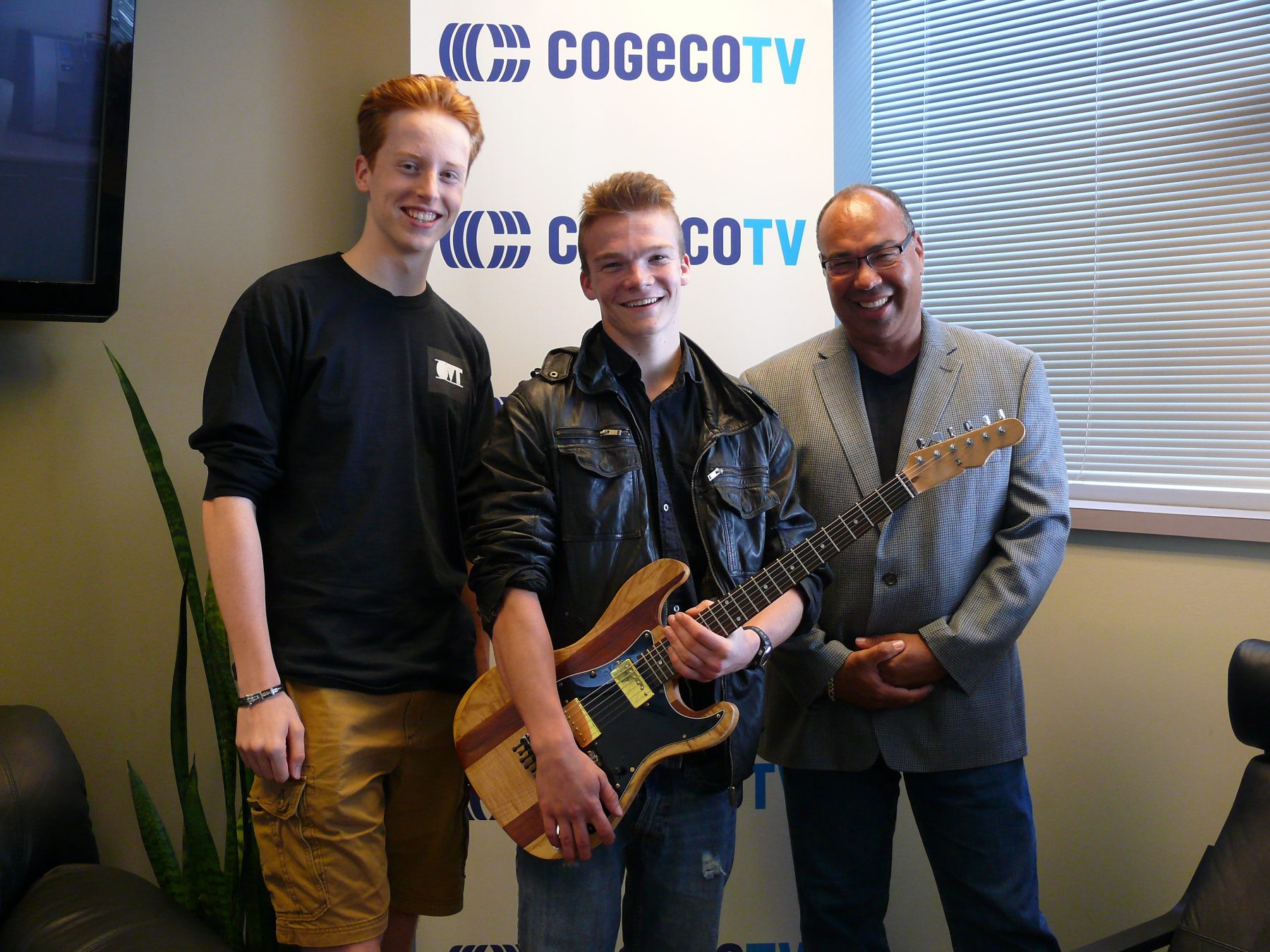 OVT Guitars and Bruce