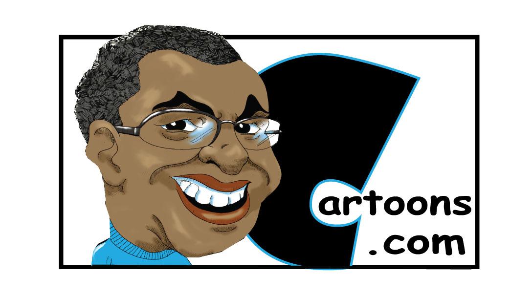 Bruce's cartoons
