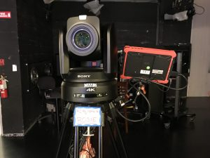 Rosie-The new robotic camera