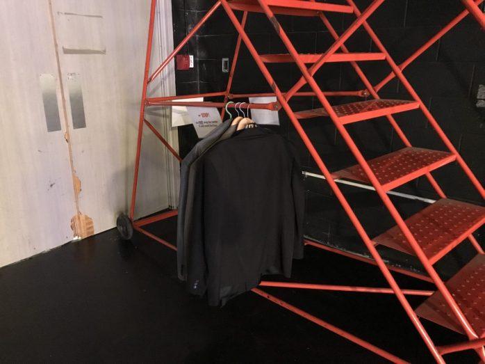 Bruce's Wardrobe