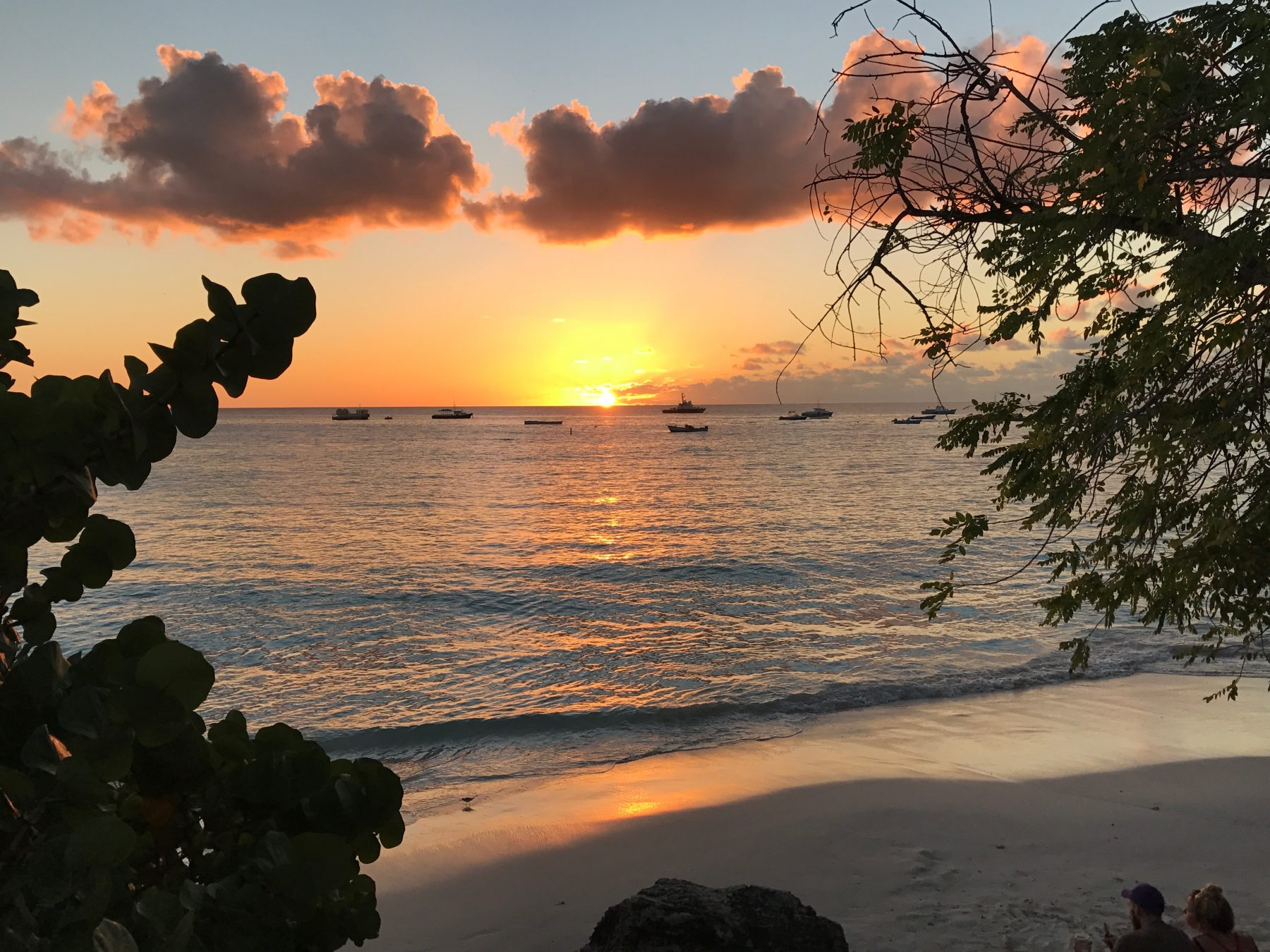 sunset for inspiration