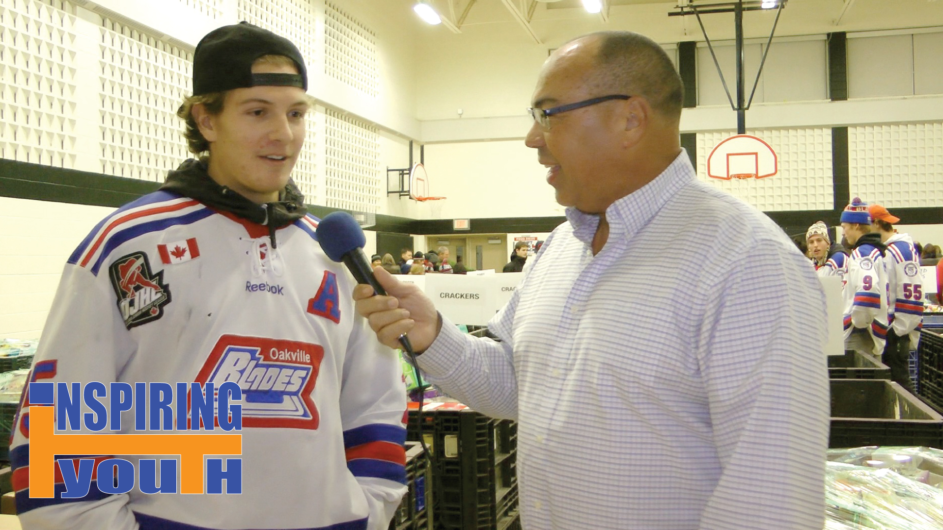 Inspiring Youth TV: Beginning a Career in Hockey