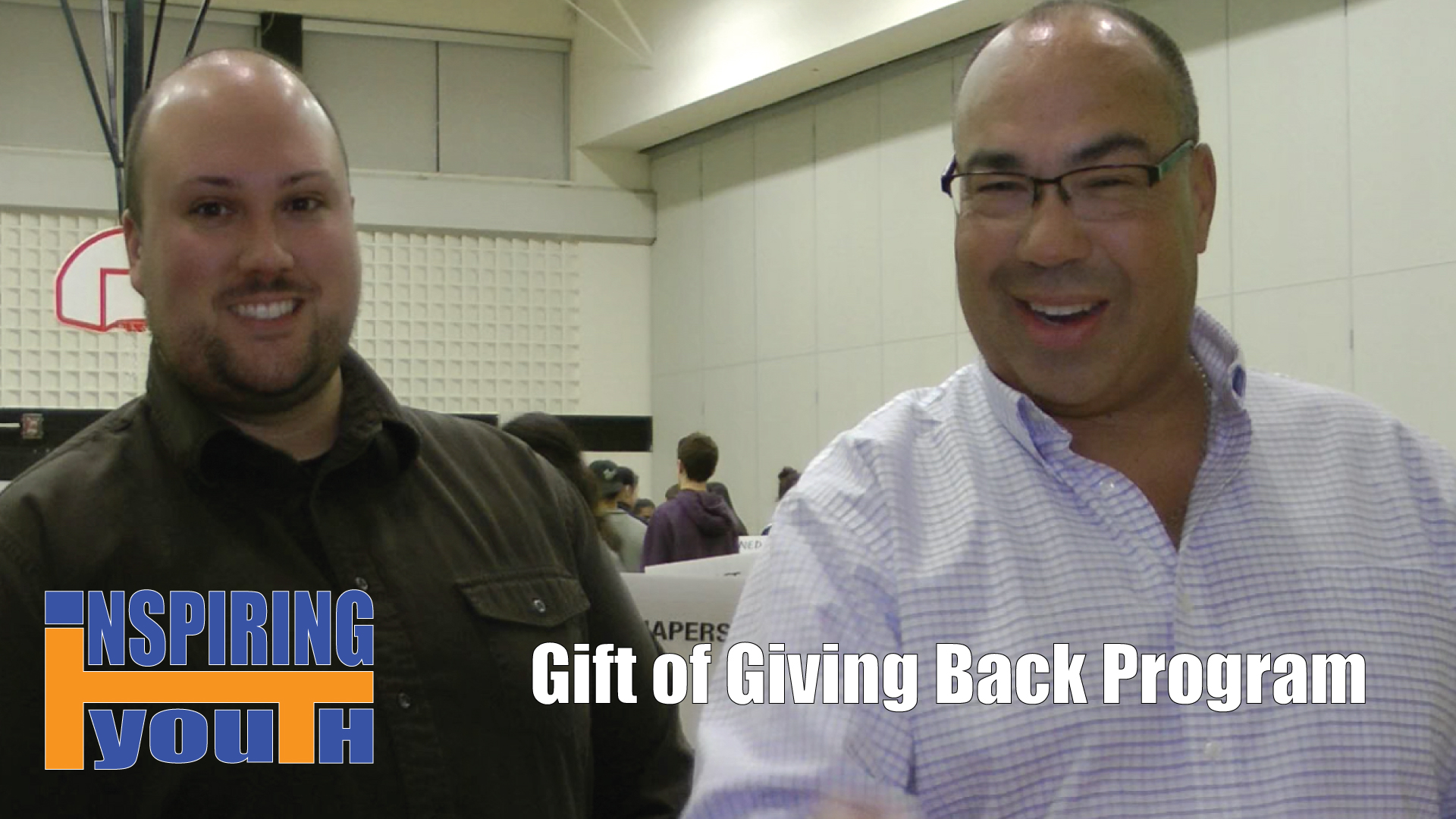 Inspiring Youth TV: Gift of Giving Back