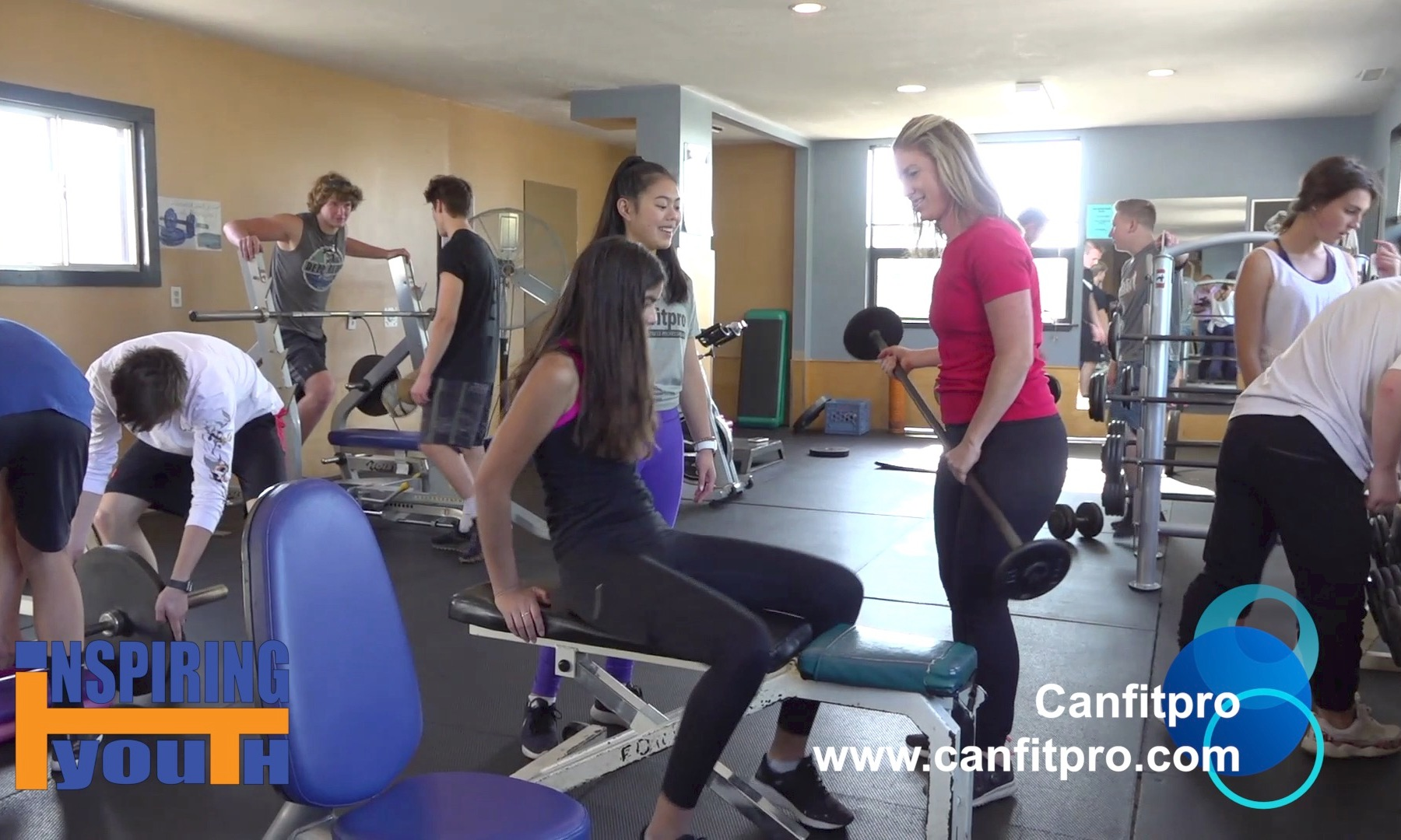 Canfitpro on Inspiring Youth