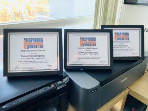 Inspiring Youth Awards: Inspiring Youth