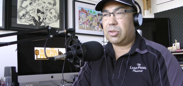 bruce podcasting 1