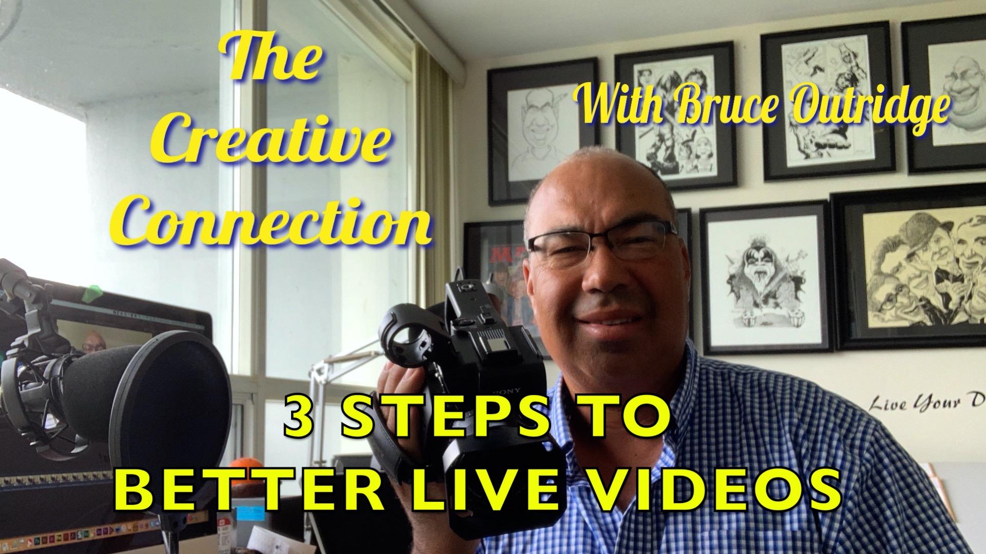 Improve Live Videos