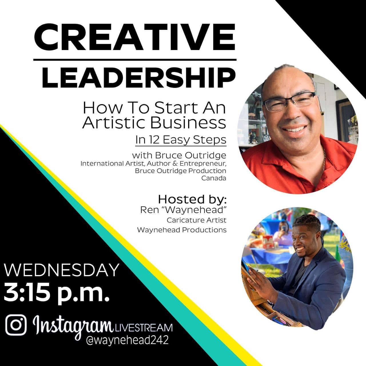Creative Leadership Show