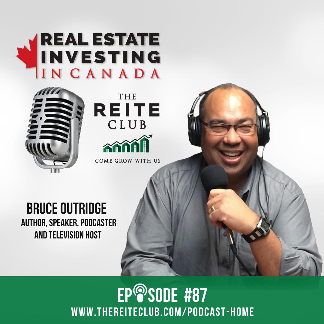 Bruce on Reite Club Podcast