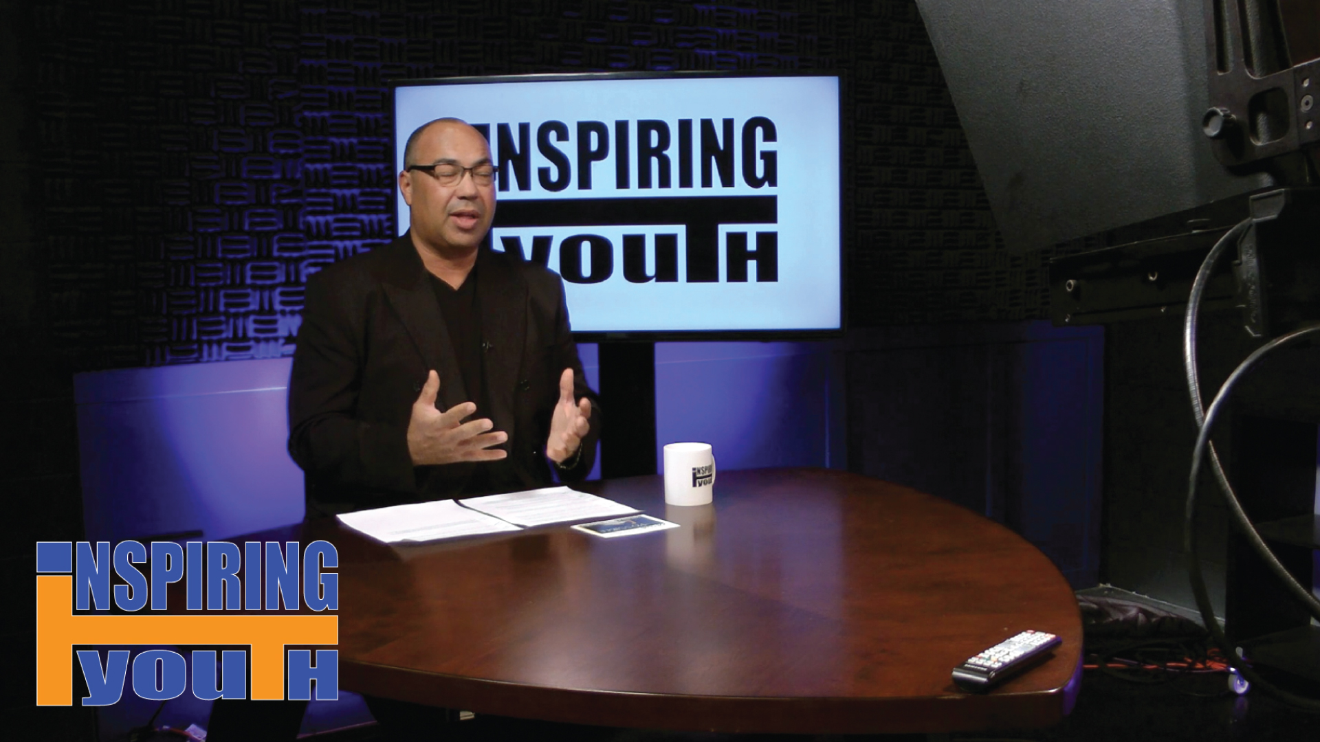 Bruce Outridge on Inspiring Youth